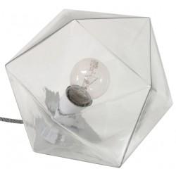Nowoczesna lampa stołowa Geo - HK Living