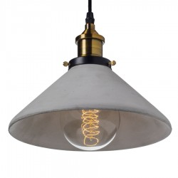 Industrialne lampy betoniak