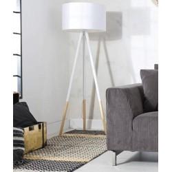 Minimalistyczna lampa trójnożna Highland (biała) - Zuiver
