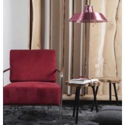 Czerwona lampa wisząca Gary - Zuiver