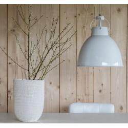 Biała lampa metalowa Deliving - Zuiver