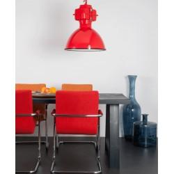 Czerwona lampa wisząca Vic Industry - Zuiver