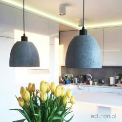 Lampa betonowa Malaga S