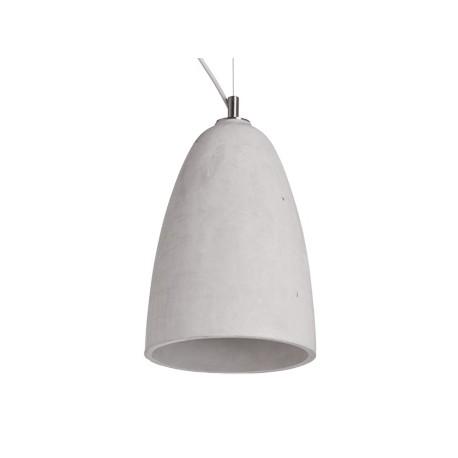 Betonowa lampa wisząca FEBE M