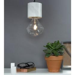 Biała lub czarna lampa wisząca TRUST - ZUIVER
