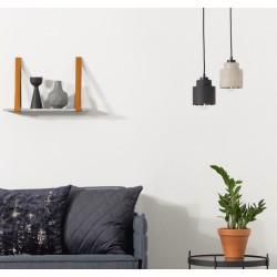 Oryginalna lampa industrialna LEFT CONCRETE - ZUIVER
