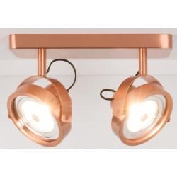Miedziany spotlight DICE-2 LED - Zuiver