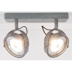Cynkowany spotlight DICE-2 LED - ZUIVER