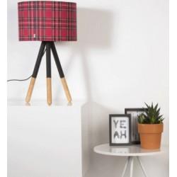 Lampa stołowa Highland (szkocka krata) - Zuiver