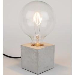Lampa stołowa Bolch betonowa - Zuiver