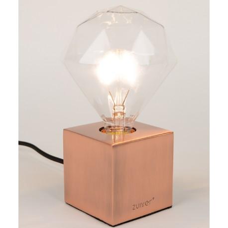 Miedziana lampa stołowa BOLCH - Zuiver