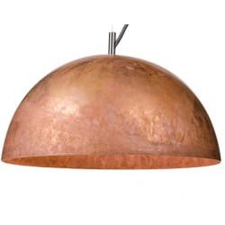 Miedziana lampa wisząca Cuprum Light