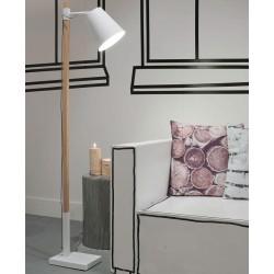 Biała lampa podłogowa Sydney - It's About RoMi