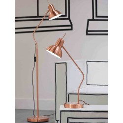 Miedziana lampa stojąca Nottigham - It's About RoMi