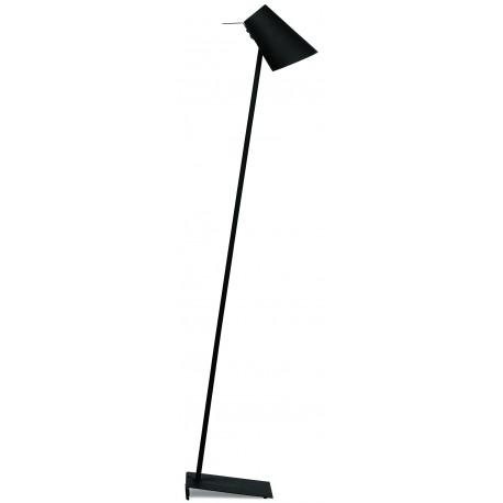 Nowoczesna lampa podłogowa Cardiff (czarna) - It's About RoMi