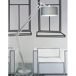 Designerska lampa podłogowa MILANO - It's About RoMi