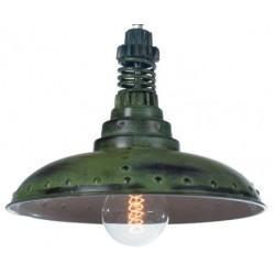Industrialna lampa wisząca - wersja Green