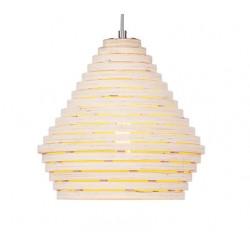 Drewniana lampa wisząca Vermont 35cm - It's About RoMi