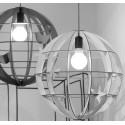 Biała lampa wisząca HELSINKI - It's About RoMi