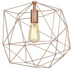 Futurystyczna lampa miedziana Copenhagen (35cm) - It's About RoMi