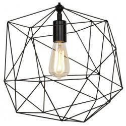 Czarna lampa wisząca Copenhagen - It's About RoMi