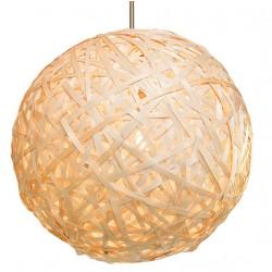 Okrągła lampa wisząca Kyoto 50cm - It's About RoMi