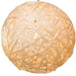 Bambusowa lampa wisząca Kyoto 65cm - It's About RoMi