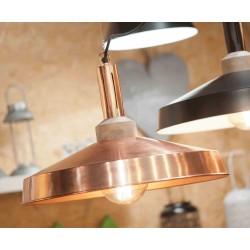 Miedziana lampa wisząca DETROIT - It's About RoMi