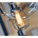 Industrialna lampa wisząca PRAGA - It's About RoMi