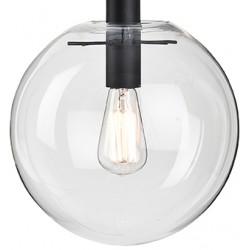 Industrialna lampa wisząca ze szkła WARSAW - It's About RoMi