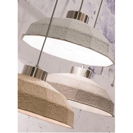 Ekologiczna lampa wisząca YOSEMITE - trzy wersje kolorystyczne