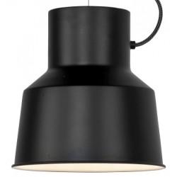 Czarna lampa wisząca BELFAST - It's About RoMi