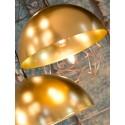 Złota lampa wisząca CANNES marki It's About RoMi