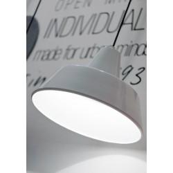 Czarna lub biała lampa wisząca CHICAGO