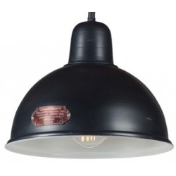 Oryginalna lampa industrialna - wersja black, white or grey