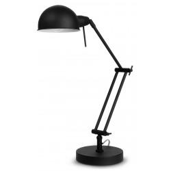 Biała lub czarna lampa biurkowa Glasgow - It's About RoMi
