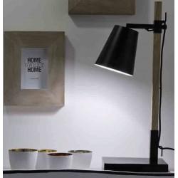 Czarna lampa stołowa SYDNEY - It's About RoMi
