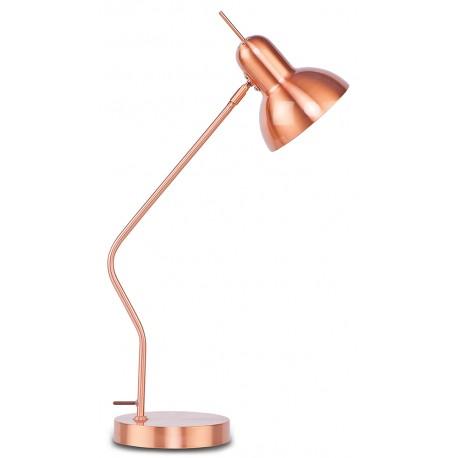 Miedziana lampa stołowa Nottingham - It's About RoMi