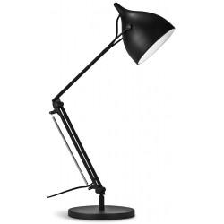 Czarna lampka biurkowa IZMIR - It's About RoMi