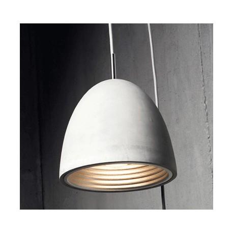 Betonowa lampa wisząca EMka