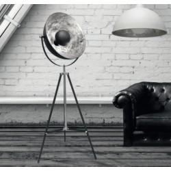 Wyjątkowa lampa podłogowa ANTENNE SILVER