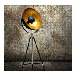 Oryginalna lampa podłogowa ANTENNE GOLD