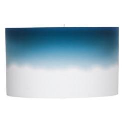 Minimalistyczna lampa wisząca DIP DYE WIDE (szara lub biała) - Zuiver