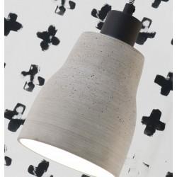 Prosta lampa wisząca z betonu CADIZ 1 - It's About RoMi