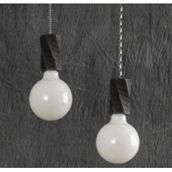 Betonowa lampa wisząca Concre B