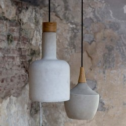 Lampa wisząca Cradle Bottle