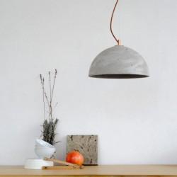 Modna lampa betonowa eM