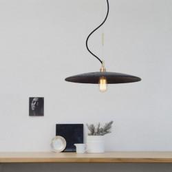 Betonowa lampa industrialna Lotna