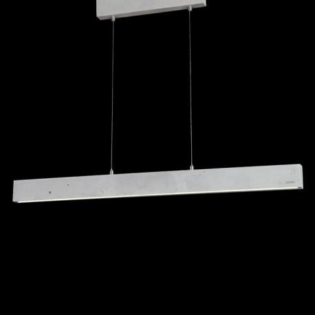Nowoczesna lampa z betonu
