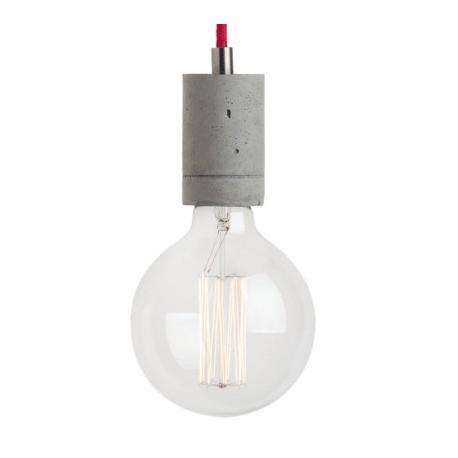 Industrialna lampa wisząca Kalla - jasna